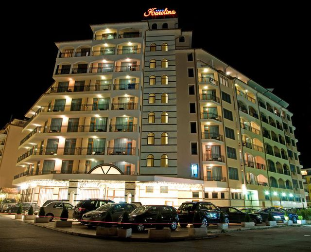 Отель Каролина